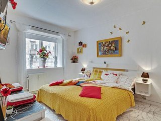 Cosy Copenhagen apartment close to Lergravsparken metro