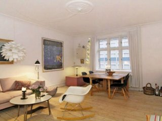 Lovely Copenhagen apartment near the waterfront