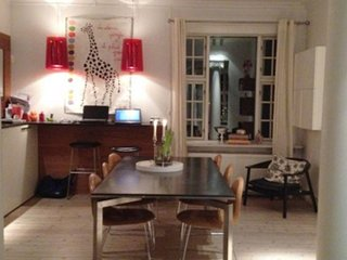 New renovated, bright holiday home on Amager