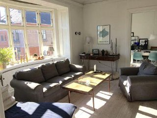 Large luxurious Copenhagen apartment at Frederiksberg