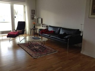 Lovely apartment at Broenshoej near Husum station