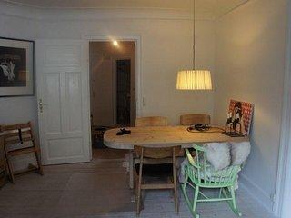 Newly renovated Copenhagen apartment at Svanemoellen