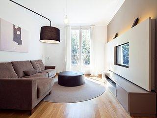 Terrace Apartment in Diagonal Avenue B346