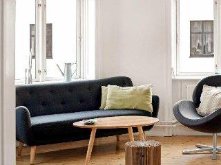 Spacious and charming Copenhagen apartment near Forum