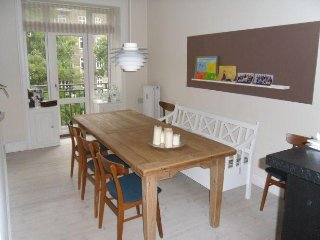 Lovely Copenhagen apartment with balcony near the Zoo