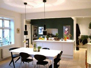 Refurnished Copenhagen apartment at trendy Noerrebro