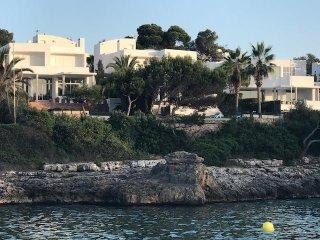 Villa Maroti,  An Extraordinay Water Front Villa Situated in Es Fortí