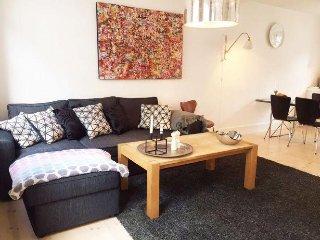 Unique Copenhagen apartment and exclusive location