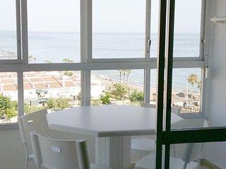 Apartamento en Algarrobo costa con impresionantes vistas