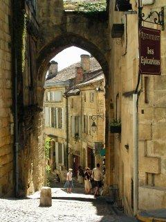 Saint Emilion - Medieval Streets