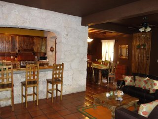 Enjoy our Beautiful Casa Cafe at Casas de Guanajuato near Downtown Guanajuato