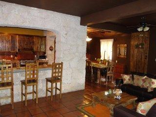 Enjoy our Beautiful Casa Cafe at Casas de Guanajuato near Downtown Guanajuato