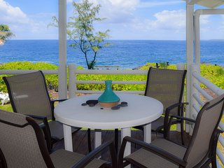 Hale Kai: Direct Oceanfront Private Home Near HIlo