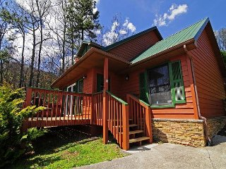 1 Bedroom, 1.5 Bath, Mountain View, Hot Tub, Sauna, WIFI, Sleeps 2