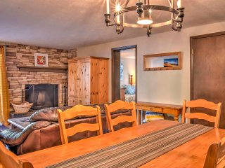Mt. Crested Butte Condo w/Pool -Steps from Slopes!