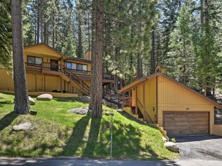 NEW! 3BR South Lake Tahoe House w/Hot Tub & Views!