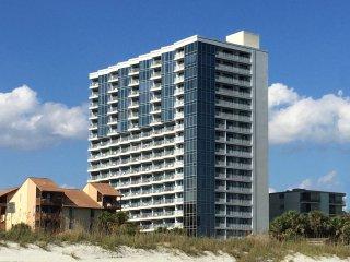 NEW! 1BR Condo in Myrtle Beach w/ Ocean View!
