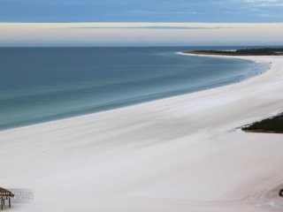 Walk to Marco Island's Beautiful White Sand Beach