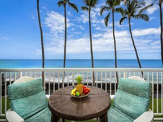 BEACHFRONT LOCATION, JAW DROPPING VIEWS, BEST VALUE!