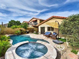 NEW! 2BR Phoenix House w/ Private Travertine Pool!