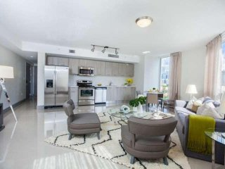 EXTENDED STAY PROMO - (M) Stylish 2/2 Brickell / Downtown Miami Condo 10
