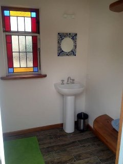 New built bathroom / toilet block