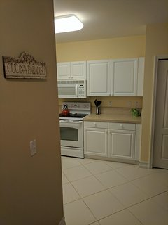 Kitchen with Breakfast Nook and Pantry