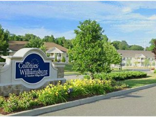 Colonies At Williamsburg 4 bdrm Condo, sleeps 12, Dec.1-8, Only $899/Week!