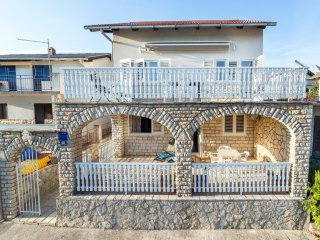 Villa The heart of Croatia ***** - near the beach, wifi, air condition, pr. park