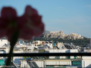 Athens Acropolis apartment