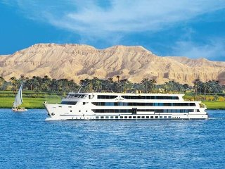 Live the Magic of the Nile with Nile cruise