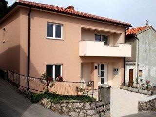 Modern one bedroom apartment in Vrbnik