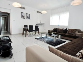 Furnished 2 Bedroom Flat in Dubai Marina