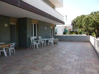 Grande appartamento Riccione (bagni 63) 50mt dal mare