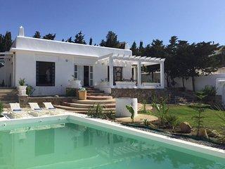 Villa avec piscine à 200 mètres de la plage