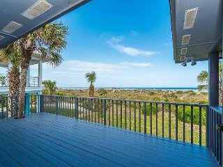 St. Anne's Cottage, Pet Friendly, Ocean Front, 3 Bedroom, 2 Bath Beach House