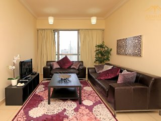 Classy 1BHK in Down Town - 8BLVD 2606