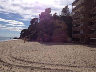 Apartamento a pie de playa, espectaculares vistas al mar mediterraneo
