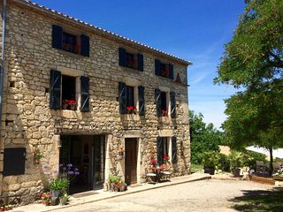 Maison Murier, Bed & Breakfast, Fayssac, France.