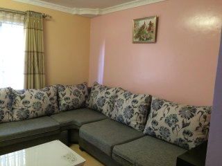 Pumzika Place III - Peace House 2br near JKIA Ground flr