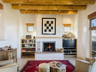 Adobe Destinations - Bishop`s Lodge Villa Vista