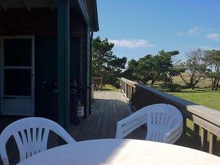 Quiet Oceanfront Cottage