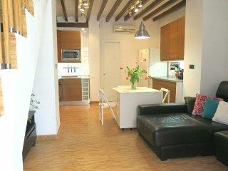 Casa con terraza en el centro de Alicante