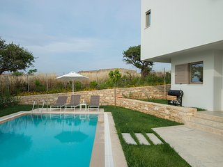 Villa Giasemi, brand new with private pool, near the beach, Sofia Luxury Villas