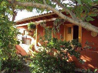 Casa rural tipica canaria , en la zona agricola de San Sebatian  de La Gomera