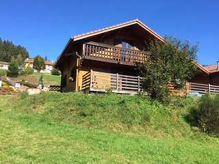 Chalet with 3 rooms in Xonrupt-Longemer