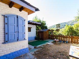 El Nogal, Casa Alpujarreña
