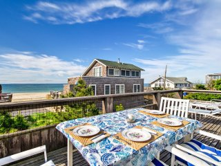 NEW! 4BR Fire Island House - Walk to Ocean!