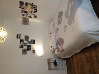 Chambre privée dans maison-appartement