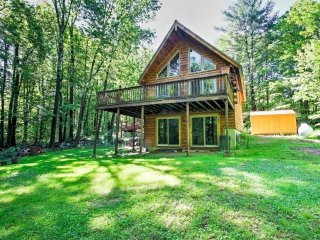 New! 1BR Conway Cabin w/ Easy Hiking Trail Access!